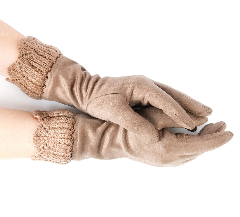 733a85d16bb Dámské elegantní rukavice pletená krajka BW011 ZR0014
